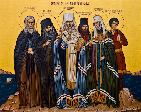 saints of america